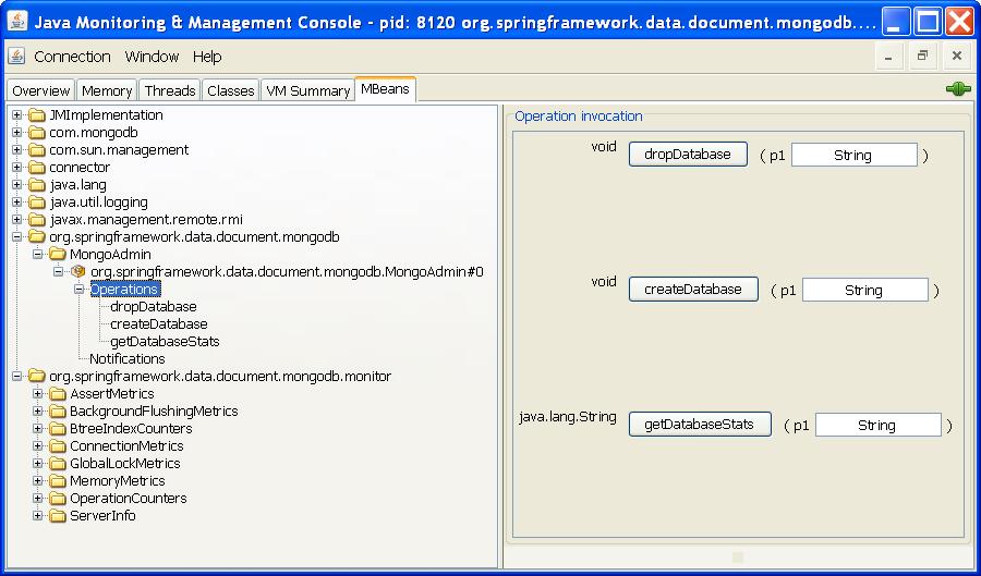 Spring Data MongoDB - Reference Documentation