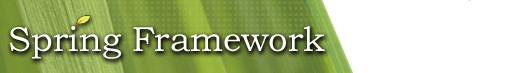 Spring Framework 2.5